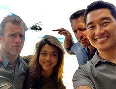 hawaii five 0 cast behind the scenes