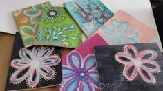 Journals with Custom Covers by juliemstudios on Etsy