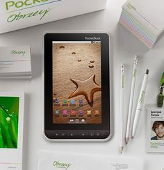 PocketBook Android Tablet Announced Latest Technology, Technology Gadgets, Android