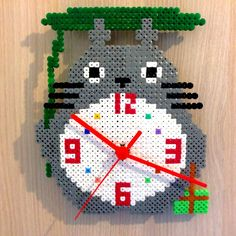 Totorloge / Toto'clock by pitichampi on deviantART