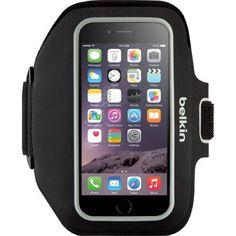 Belkin - Sport-fit Plus Armband For Apple Iphone 6 Plus - Black