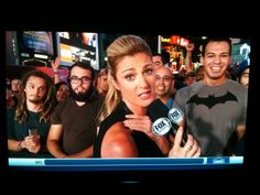 Beardo And Dreads Pulled Off The Best Videobomb On Erin Andrews