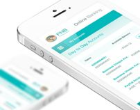 FNB - A design concept for South Africa's Leading Bank New Look, Competition, Concept, Day, Design
