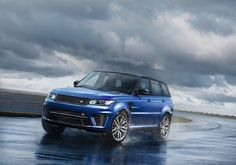 Meet the new Range Rover Sport SVR, the fastest and most powerful Land Rover ever built : For more details visit http://www.buyengines.co.uk/blog/category/range-rover/