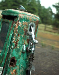 Lost | Forgotten | Abandoned | Displaced | Decayed | Neglected | Discarded | Disrepair | gas pump