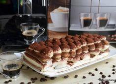Tiramisu original – rețeta italiană autentică Best Pastry Recipe, Pastry Recipes, Marsala, Caramel, The Originals, Ethnic Recipes, Desserts, Food, Mascarpone