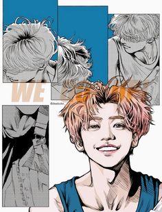죽은색 · @deadcolor_ Twitter Na Jaemin Fanart Bts, Kpop Drawings, Cute Cartoon Wallpapers, Na Jaemin, Fantastic Art, Nct Dream, K Idols, Art Inspo, Graphic Illustration