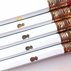 Imprimé personnalisé pour vos crayons