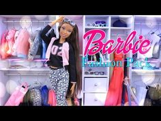 Unbox Daily:  Barbie Accessories Haul - 4K - YouTube