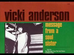 vicky anderson - once you get started - YouTube