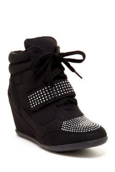 Kelda Wedge Sneaker on HauteLook