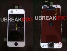iPhone 5 prime foto: ecco il pannello frontale e il display