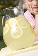 Lemonade Stand Lemonade
