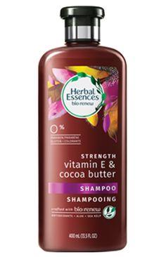 Vitamin E with Cocoa Butter Shampoo