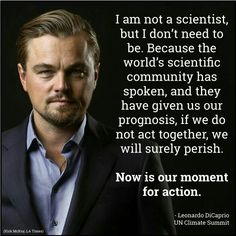 If you know someone who doesn't prioritize climate change in their life, please, talk to them. Research because you care about and share the message because you want to preserve it. This movement needs you, it needs everyone. Save Our Earth, We Are The World, Environmental Issues, Our Planet, Planet Earth, Leonardo Dicaprio, Global Warming, Climate Change, Nasa