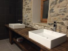 vintage fürdőszoba Loft Design, House Design, Wabi Sabi, Rustic Furniture, Vintage Designs, Sink, Diy Ideas, Home Decor, Google Search