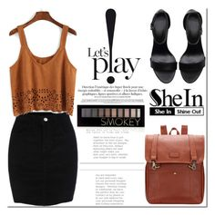 """SheIn"" by little2amsterdam ❤ liked on Polyvore featuring Forever 21, Sheinside and shein"