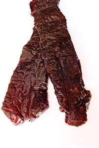 A sweet & hot jerky recipe with no nitrites or MSG #venison #proteingreat for venison plus there's a print option that'll let you print it as a 4X6