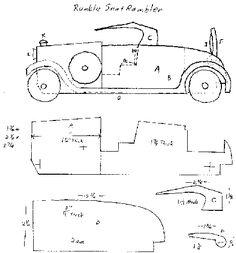 Seat Rambler uruit - Cu privire la Woodcrafter Page © 2004