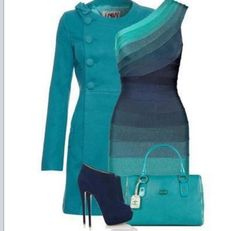 Turquoise..says Spring Time!