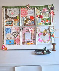 a window to the new year by blondiebluvintage, via Flickr