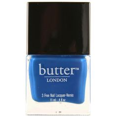 butter LONDON Nail Lacquer, Blagger 0.4 Fl Oz (9 Ml) ($15) ❤ liked on Polyvore