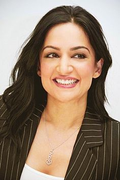 """Archie Panjabi, """"The Good Wife""""  What is her story really??  Is she gay?  Or not?  What a great actress in such an outstanding role!"""
