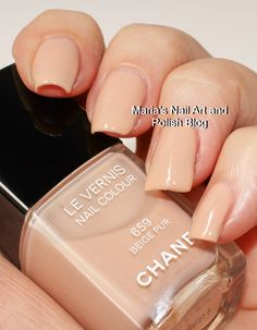 Chanel Beige Pur 659