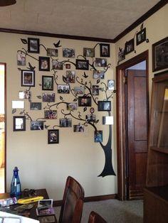 Family Tree - awesome idea!