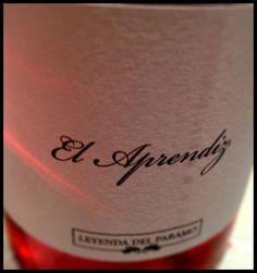 El Alma del Vino.: Leyenda del Páramo El Aprendiz Rosado 2013.