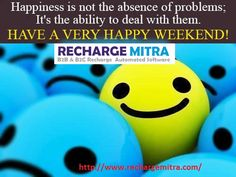 Have a very #happy #weekend :)