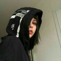 Discover all of our techwear/streetwear products and more on our site! Grunge Look, Grunge Style, Grunge Girl, 90s Grunge, Soft Grunge, Grunge Outfits, Edgy Girls, Cute Girls, Aesthetic Grunge