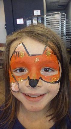 #foxfacepaint    #fzoofacepaint     #funfacesballooncreationsfacepaint Fox Face Paint, Carnival, Painting, Painting Art, Paintings, Carnival Holiday, Drawings