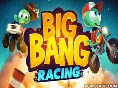 Big Bang Racing  Android Game - playslack.com , aid amusing travelers speed through tracks in disparate environments of our planet. Overcome deadly devices and hindrances. In this entertaining game for Android you'll be able to steer a motorcycle or car. amusing travelers are riding  the car along the race line with ramps, mixture spans, heavy opening, exploding barrels, and other hindrances. Do high jumps and risky feats. upgrade your method. raise your racing senior. Create your own…