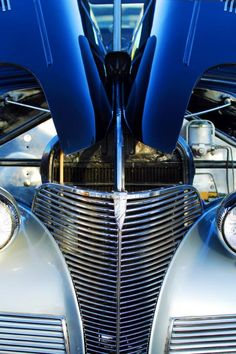Blue Chevrolet Grille Photograph..Re-pin brought to you by agents of #Carinsurance at #HouseofInsurance in Eugene, Oregon