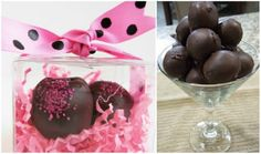 Chocolate truffles are all the rage right now and easier to make than you think! Here are 15 of the yummiest chocolate truffle recipes to make for dessert… Oreo Truffles Recipe, Homemade Truffles, Coconut Truffles, Peanut Butter Truffles, White Chocolate Truffles, Truffle Recipe, Cake Truffles, Chocolate Chip Cookie Dough, Raspberry Chocolate