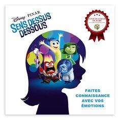 Le film Sens dessus dessous (Vice-Versa) pour aider les enfants autistes à mieux comprendre leurs émotions. Disney Pixar, Film Disney, Vice Versa, Class Management, All You Need Is, Smurfs, Education, Trouble, Fictional Characters