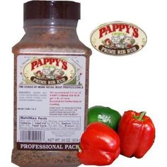 Pappy's Choice Seasoning Prime Rib Rub (24 Oz Professional Pack) This made my prime rib delicious...