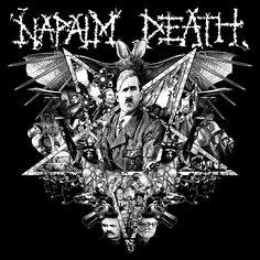 Napalm Death - new shirt design