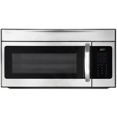 TOP Products Frigidaire FFMV154CLS 1.5 cu. ft. Over the Range Microwave Oven Best Microwave not only practical and economical it39s stylish too Available with a variety of today39s most popular features this handy microwave is well suited for the dorm room office cottage or kitchen  You...