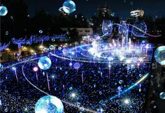 Tokyo shines bright this winter.