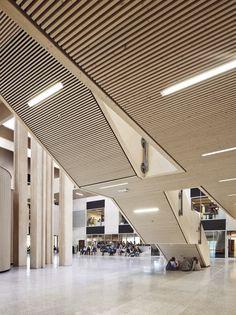 Gallery of Nord-Østerdal High School / Longva arkitekter - 13