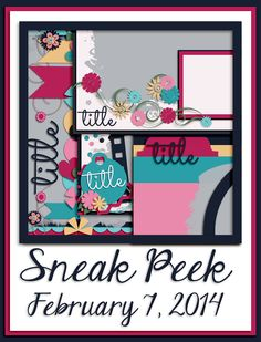 Two digital scrapbook template kits are up for grabs. Enter for a chance to win.