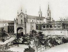 Iglesia de San Jerónimo el Real (Los Jerónimos) | Viendo Madrid