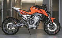KTM 790 Duke Prototype Hints at New Middleweight Naked