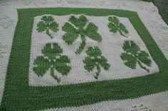 Ravelry: EmilyDykhuizen's Luck of the Irish Baby Blanket