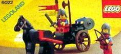 LEGO Castle - Horse Cart