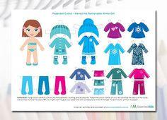Your Daily Tidbit: Preschool Prep Week 14: Winter Season