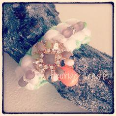 #sieraden #workshop #vriendinnendag #armband #lintgaren #gemert #gemertworkshop #creatieveworkshop