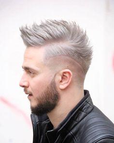 Best Hair Colors for Men in 2017 | Hair coloring, Guy hair and Men ...